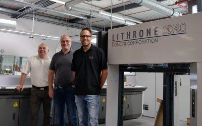 O.D.D. investiert in eine neue Komori Lithrone GLX 640+L Druckmaschine