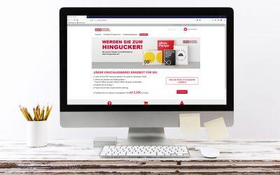 O.D.D. präsentiert den neuen Webshop sofort-plakate.de