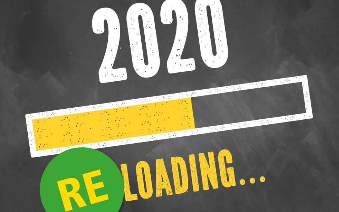 2020 REloading…